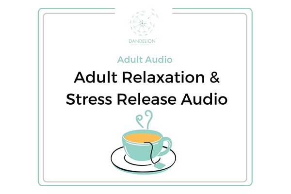 Adult Relaxation And Stress Release