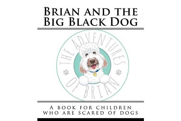 Brian And The Big Black Dog