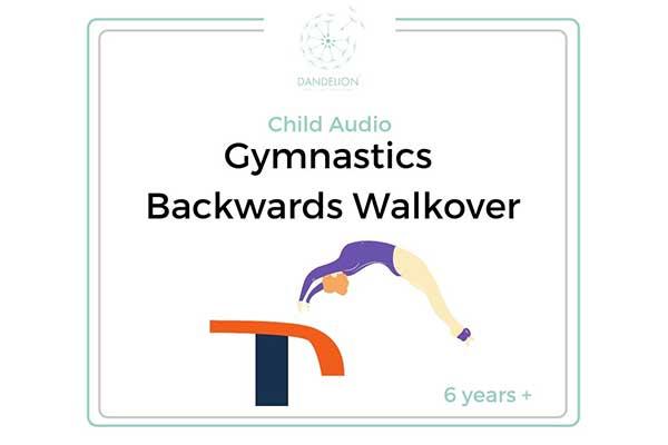 Gymnastics Backwards Walkover