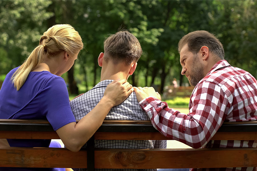 Understanding And Supporting Stress In Childhood And Adolescence – For Parents