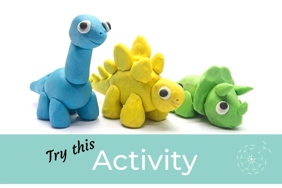 Children's Activity: Sensory Playdough Recipe