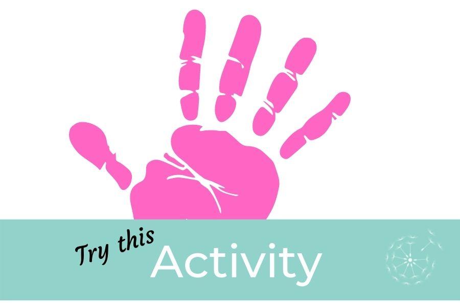Children's Activity: Hand Breathing