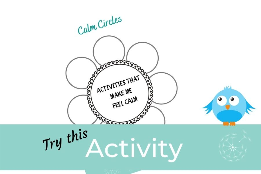 Children's Activity: Little Circles Of Calm