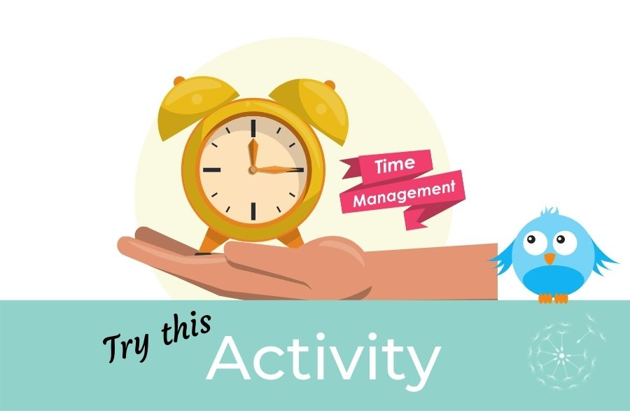Children's Activity: Planning And Organising Time