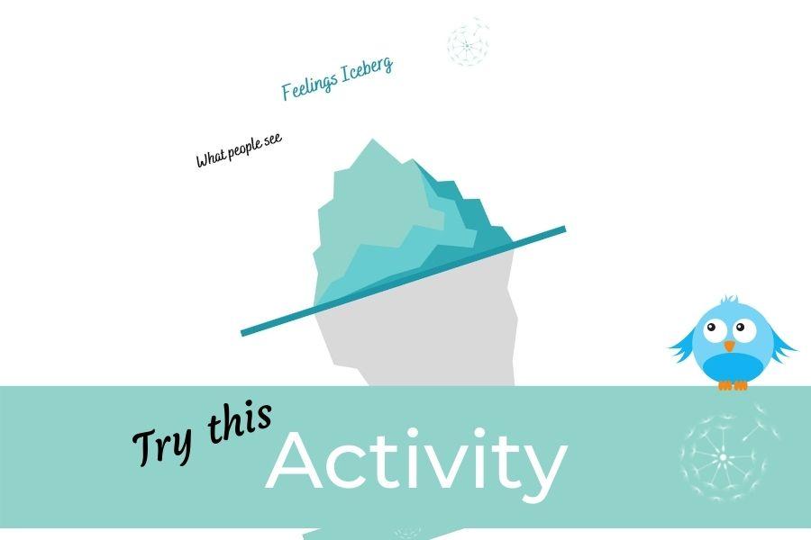 Children's Activity: Feelings Iceberg