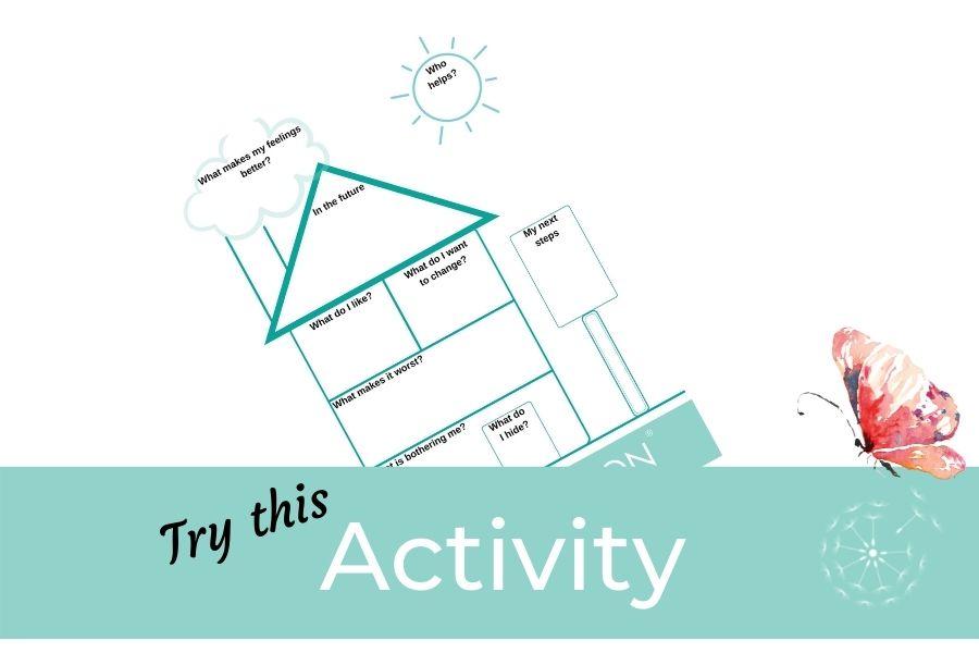 Children's Activity: Children's Feelings House