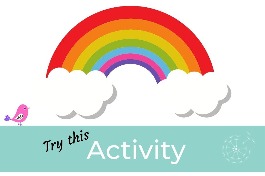Children's Activities: Rainbow Breathing